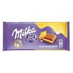 Шоколад Milka Cream & Biscuit