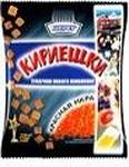 """Сухарики """"Кириешки"""" черная икра"""