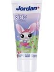 Детская зубная паста Kids Jordan от 0 до 5 лет