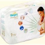 Подгузники Pampers Памперс Premium Newborn 1