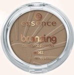 Бронзирующая пудра Essence bronzing compact powder matt