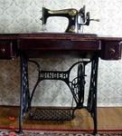 Швейная машина Singer Старинная