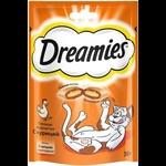 "Лакомые подушечки ""Dreamies"" с курицей"