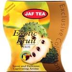 Чай JAF TEA Экзотик Фрут зеленый крупнолистовой, э