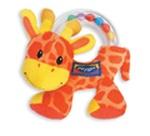 Мягкая игрушка-погремушка «Жираф» Playgro