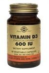 Витамин Д3 600 МЕ Solgar