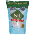 Наполнитель N1 Crystals силикагелевый