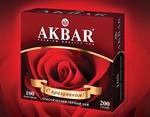 Акбар пакетированый с розой