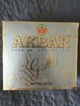 Чай Акбар Голд 100 пакетов