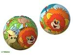 Мяч ПВХ Львенок и Черепаха, в сетке, 15 см ТМ СОЮЗМУЛЬТФИЛЬМ