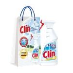 Средство для очистки стекол Clin 2 в 1