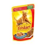 Корм кошачий Friskies
