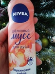 """Гель для душа Nivea """"Персиковое суфле"""""""