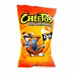 "Кукурузные палочки Cheetos ""Сыр"""