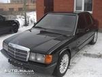 Автомобиль Mercedes-Benz 190, 1984 г.