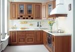 Кухни Кухонный салон Комфорт кухня из массива