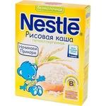 Рисовая безмолочная каша Nestle